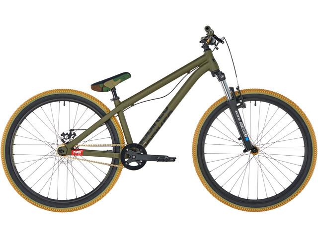 """NS Bikes Zircus 26"""" camo"""